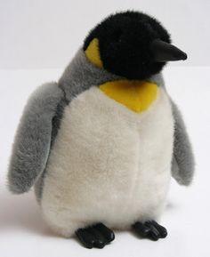 """Penguin 8""""Stuffed Animal Toy Plush Kellytoy"""