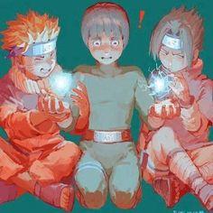 Boruto & Naruto: Discussion for the Manga and Anime Series Naruto Uzumaki Shippuden, Naruto Kakashi, Anime Naruto, Naruto Fan Art, Naruto Comic, Naruto Teams, Wallpaper Naruto Shippuden, Naruto Cute, Naruto Wallpaper