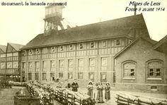 Lens, Louvre, France, Building, Travel, Image, Photos, Coal Mining, World War I