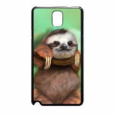 Baby Sloth Samsung Galaxy Note 3 Case