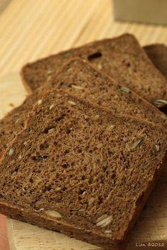 Notitie van Lien: Bread Baking Day 2012