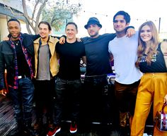 Teen Wolf cast - @MTV Just hanging with my favorite people all day at #SDCC #TeenWolfSDCC @MTVteenwolf - The Teen Wolf panel will feature Tyler Posey, Holland Roden, Dylan Sprayberry, Khylin Rhambo, executive producer Jeff Davis and a few surprise guests. - So who are these surprise guests?? Dylan O´Brien??