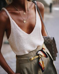 Style – Summer Outfits – Summer Fashion Tips Mode Outfits, Casual Outfits, Fashion Outfits, Womens Fashion, Fashion Trends, Fashion Clothes, Fashion Hacks, Women's Casual, Fashion Ideas
