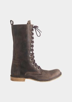lace-up boots, toast