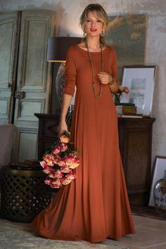 Talls Santiago Boatneck Dress - Boatneck Dress, Dress With Pockets, Slimming Dress | Soft Surroundings