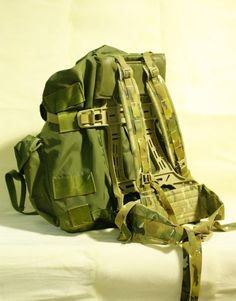 DEI 1606 Airborne Assault Frame