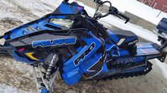 Sled wrap I did for Extreme ATV Offroad. Wrap installed by Markit Signs