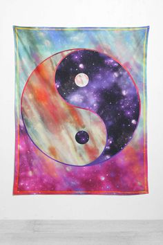 Magical Thinking Celestial Yin-Yang Tapestry
