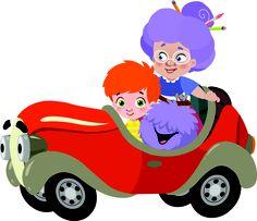 Flupe az ugráló bojtocska, Granny Fix a hóbortos nagyi és a kis Paul mesés kalandjaival hamar megy az angoltanulás:)