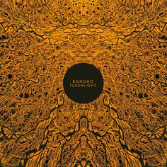 Bonobo - Flashlight. Album artwork from Leif Podhajsky. Die cut outer sleeve. Delightful.
