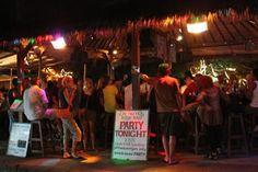 Tir Na Nog Bar, Gili Islands
