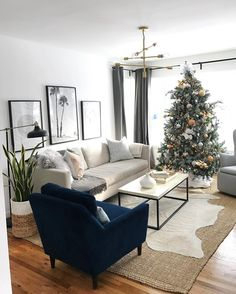 Christmas Decorating Ideas For A Small Living Room Design With Grey Walls 40 Snug Area Need It To Be Happier