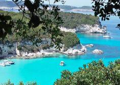 Paxos island my favorite summer holiday