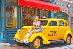 Universal Studios Singapore - Camille Tries To Blog