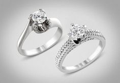 White gold diamond rings - Marios Karampalis on Fstoppers Photography Courses, Studio Shoot, Jewelry Photography, Professional Photography, Photo Tips, White Gold Diamonds, Diamond Rings, Engagement Rings, Jewels
