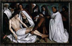 Pieta - Jean Fouquet