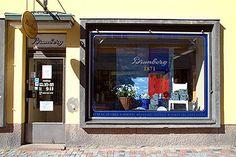Brunberg's Chocolate Factory, Porvoo www.visitporvoo.fi