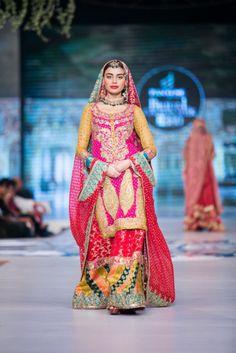 Pakistani wedding outfit by Nomi Ansari #Pakistani #wedding #shaadibazaar