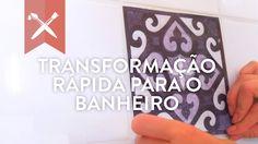 DIY: Renove seu Espaço com Adesivos para Banheiro   WESTWING