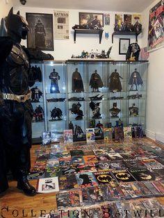 Collection Batman bd, comics