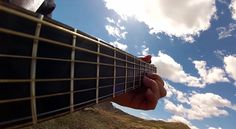 """Listen to this amazing version of Pink Floyd's """"Comfortably Numb"""" by Thomas Leeb. Thomas also uses his GoPro camera to capture an awesome landscape while giving us a view of his unique fingerstyle guitar playing. #Music #Success #Travel #Entertainment #PinkFloyd #Adventure #GoPro  http://goproentertainment.com/2015/02/06/thomas-leeb-delivers-awesome-acoustic-version-of-pink-floyds-comfortably-numb-on-gopro/"""