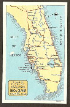 Map of #bocagrande