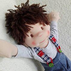 Tamás ❤#waldorfinspired #boydoll #david#handmadedoll #love #ecofriendly #childhood #gift #withlove #bemkadolls
