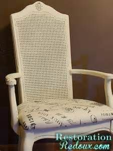 DIY Cane Back Chair Redo - Bing Images