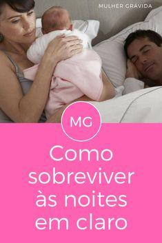 Pais jovens | Como sobreviver às noites em claro | Pais zumbis? Veja como sobreviver à falta de sono: