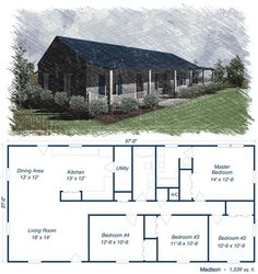 Metal building home plans house fantastic steel kit prices low pricing on houses small . metal building home plans Metal Homes Floor Plans, Metal Building House Plans, Pole Barn House Plans, Pole Barn Homes, Shop House Plans, New House Plans, Small House Plans, House Floor Plans, Building Ideas