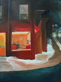 """""""River & Franklin"""" by Jessica Brilli"""