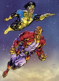 Invincible+-+Mark+Roberts+colo+by+SpiderGuile.deviantart.com+on+@DeviantArt