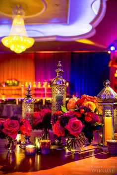 WedLuxe – An Ultra-Luxe, Three-Day Eastern Wedding – Day 1: Inspired by Morocco | Photography by: Ikonica Follow @WedLuxe for more wedding inspiration!