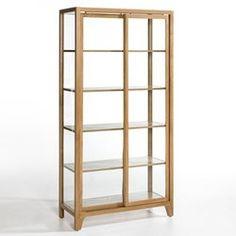 ancienne petite vitrine en verre et laiton small windows window glass and window. Black Bedroom Furniture Sets. Home Design Ideas