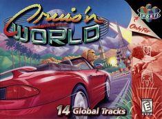 Cruis'n World for Nintendo 64 @ www.thegamingwarehouse.com/cruisn-world-for-n64-cartridge-only/