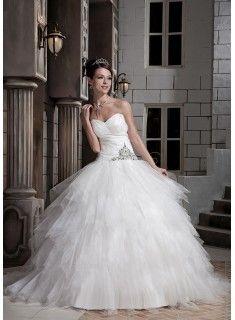 6d3378f6e3f günstig Brautkleider 2019 weiß Hochzeitskleider Online kaufen nachmäßig  anfertigen