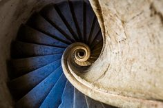 "500px / Photo """"The Left-Turning Staircase"""" by Funky Eye"