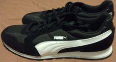 Check out NEW Puma ST Runner running shoes size 13 #Puma #AthleticSneakers http://www.ebay.com/itm/-/262888613167?roken=cUgayN&soutkn=YG3OxL via @eBay