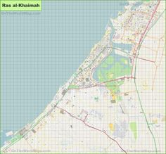 Al Ain location on the UAE Map Maps Pinterest Uae and United