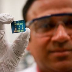 Engineers have discovered a groundbreaking semiconducting material that could lead to much faster electronics.