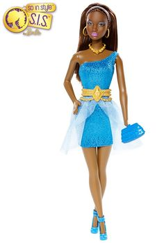 Looking for the Barbie So In Style Kara Prom Doll? Immerse yourself in Barbie history by visiting the official Barbie Signature Gallery today! Barbie 2014, Barbie And Ken, Back Home, African American Dolls, Black Barbie, Barbie Collector, Barbie World, Doll Face, Barbie Clothes