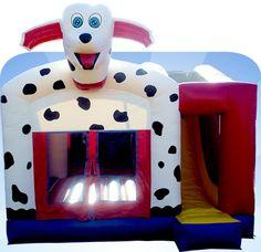 101 Dalmatians Jumping Castle for Hire