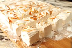 Fleur de Sel  Marshmallows 16 pieces