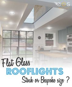 At EOS, we offer an extensive range of stock rooflights for flat roofs.  Choose from fixed or electrically opening units with either double or triple glazing, all available with our FREE laminate upgrade and 2 – 3 days delivery times.  If you prefer a made to measure option please contact us and we will be happy to provide a quote for you.  #stockrooflights #skylights #rooflightsforflatroofs #rooflights #eosrooflights
