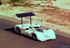 1966 - Phil Hill - Chaparral 2E