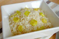 Alfriston Cottage: Coconut Rice