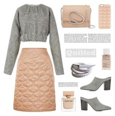 """""""Quilted Skirt"""" by deepwinter ❤ liked on Polyvore featuring Sonia Rykiel, Emilia Wickstead, Topshop, 3.1 Phillip Lim, Narciso Rodriguez, Korres and Marc Jacobs"""