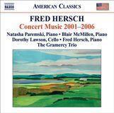 Fred Hersch: Concert Music 2001-2006 [CD]