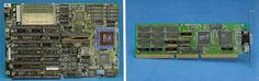 JCIS motherboard and Wingine gfx card