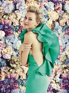 Pink Lemonade Design: Spectacular: Naomi Watts for Vogue Australia